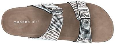 Madden Girl Women's Brando-R Slide Sandal