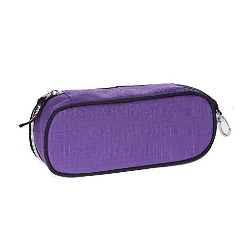Ultraviolet Federmäppchen, 21 cm, Violett (Morado)