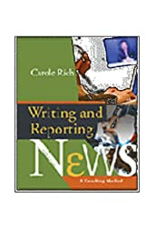 Writing and Reporting News: A Coaching Method 5th Edition Student Workbook