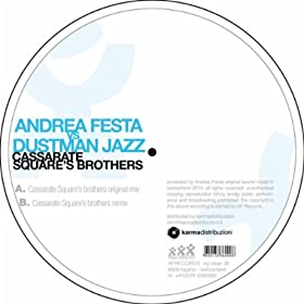 Festa vs Dustman Jazz Remix): Dustman Jazz Andrea Festa: MP3 Downloads