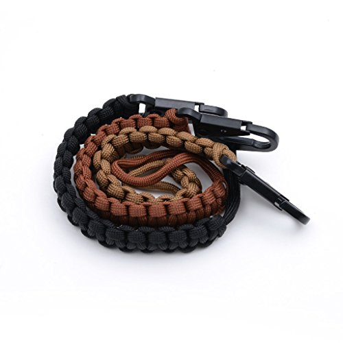 Dango EDC Tether - Cobra Weave 550 Paracord - 6 Inch Woven, 10 Feet Unraveled (Sand) by Dango Products (Image #3)