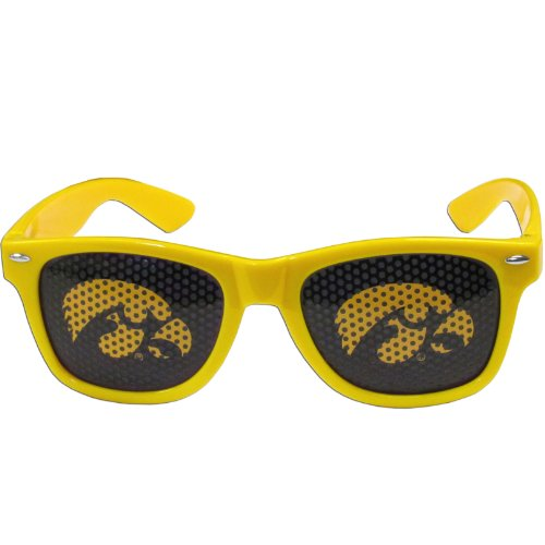 NCAA Iowa Hawkeyes Game Day Shades Sunglasses