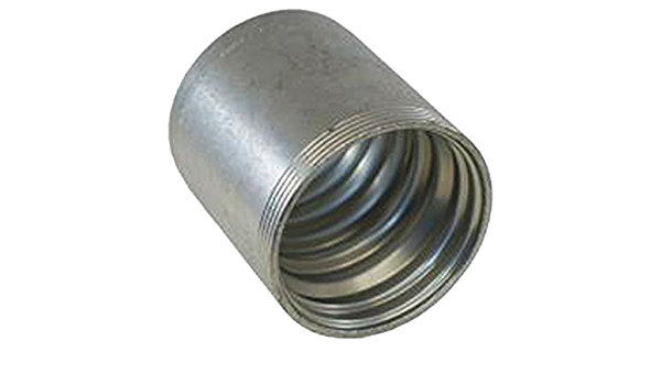 Caterpillar Style O-Ring Flange 5.16 Gates 16GS-20FLC90-074 GlobalSpiral Couplings 1 ID 5.16 1 ID 90/° Bent Tube Zinc Plated Carbon Steel