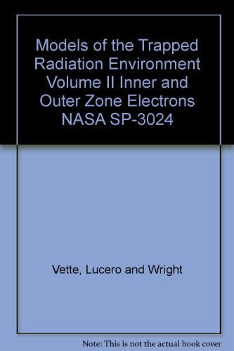 Models of the Trapped Radiation Environment Volume II Inner and Outer Zone Electrons NASA SP-3024