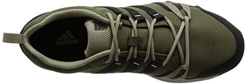 adidas Tracerocker, Zapatillas de Deporte para Hombre Verde (Verbas / Negbas / Beitéc)