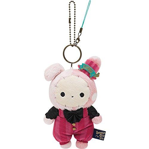 San-X Sentimental Circu Stuffed animals hanging Mouton Wind-up Hometown Shappo From Japan New