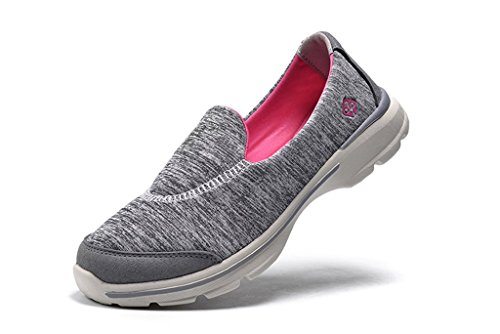 Slippery Wear Casual Lightweight Shoes senximaoyi resisting Breathable Grey p6wRR
