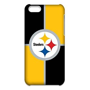 MEIMEI RAROFU New Style Pittsburgh Steelers Custom Cases for ipod touch 5 3DLINMM58281