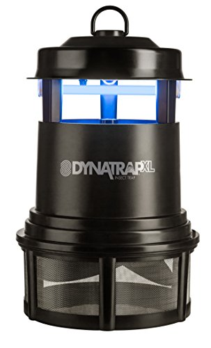 DynaTrap DT2000XLP Extra-Large Insect Trap, 1 Acre Coverage, Black