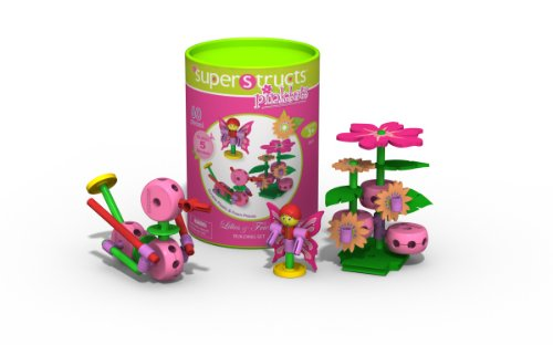 Superstructs pinklets-Lilies and Friends