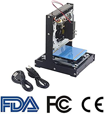 perfeclan NEJE DK-5 Mini USB Máquina de Grabador Impresora ...