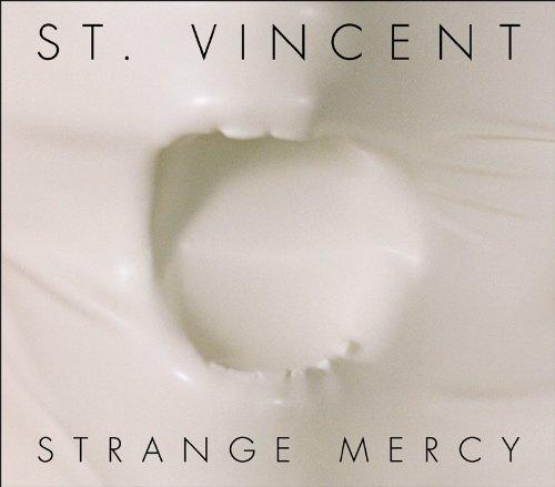 CD : St Vincent - Strange Mercy