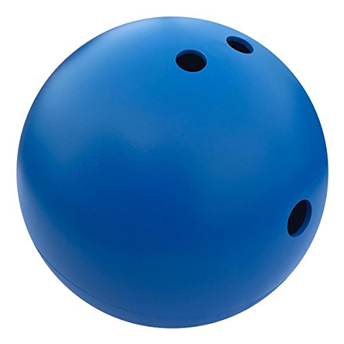 Indestructible Bowling Ball for Dogs, Large (10 inch), Blue