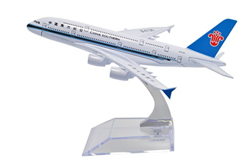 TANG DYNASTY(TM) a380 China Southern Airlines Metal Airplane Model Plane Toy Plane Model