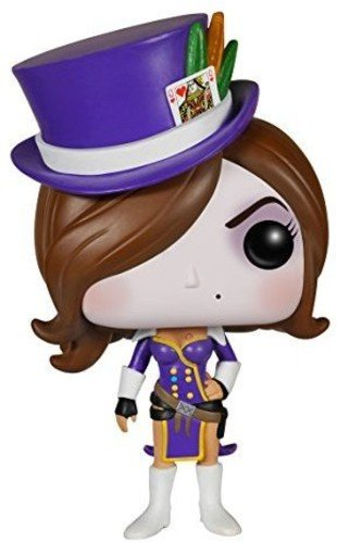 POP! Vinilo - Games Borderlands Mad Moxxi