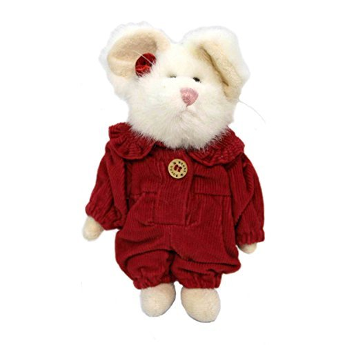 Boyds Bears Plush MONTEREY MOUSKI 91675 Christmas Mouse Archive
