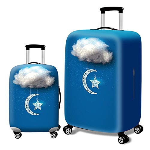 Luggage Cover - Suitcase Covers - Luggage Skins Cover suitcase elastic protective covers luggage cover travels for 18-32 inch travel trolley luggage case Dust by AloPW
