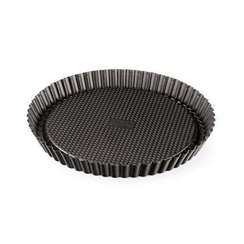 KAISER Tortenboden ø 28 cm Inspiration sehr gute Antihaftbeschichtung gleichmäßige Bräunung durch optimale Wärmeleitung mit Rezeptheft