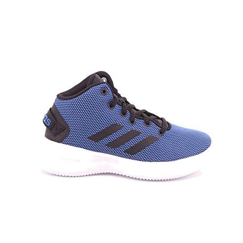adidas CF Refresh Mid K, Zapatillas de Deporte Unisex Niños Azul (Azul / Negbas / Ftwbla)