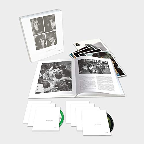 : The Beatles (The White Album) [6 CD + Blu-ray]