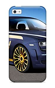 Sanp On Case Cover Protector For Iphone 5c (rolls Royce)