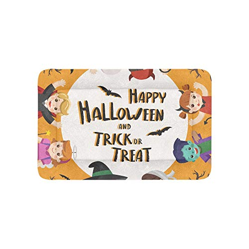 Chawzie Happy Halloween Fancy Party Extra Large Bedding Soft Pet Dog Beds Couch for Puppy and Cats Furniture Mat Cave Pad Cover Cushion Indoor Gift Supplier 36 X 23 Inch -