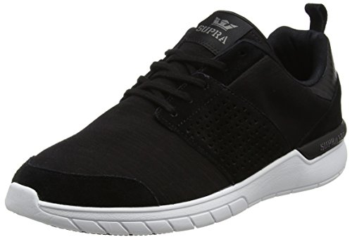 並外れて心理学不信SUPRA Mens scissor Low Top Lace Up Running Sneaker