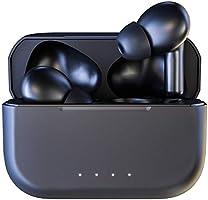 完全 ワイヤレスイヤホン AKIKI 第二世代 Bluetooth イヤホン 最新 Bluetooth 5.0 WEB会議対応 &オンライン授業対応 高音質 AAC オーディオ対応 (カナル型) ブルートゥース...