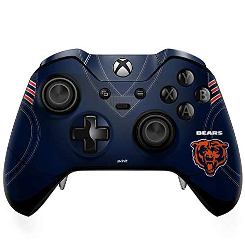 huge discount e6c38 707a4 Amazon.com: Skinit Chicago Bears Team Jersey Xbox One Elite ...