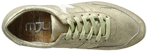 Mjus 878104-0401 - Zapatillas Mujer Gold (Oro /Oro/Oro/Oro/Bianco/Oro)