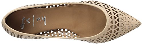 Ballet Leather Flat 8 M Black Ny French Sole US Quantum Natural Calf Fs Women's 5 w6AXYqB