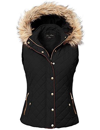 Hoodie Vest Jacket - 3