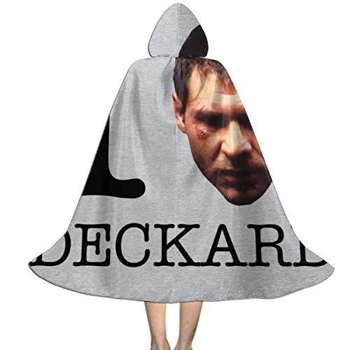 Deckard Blade Runner Costumes - Heart Deckard Blade Runner Unisex Kids
