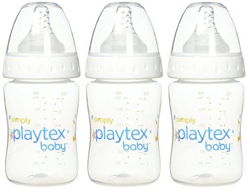 Simply BPA-Free Bottles, 3 Pack