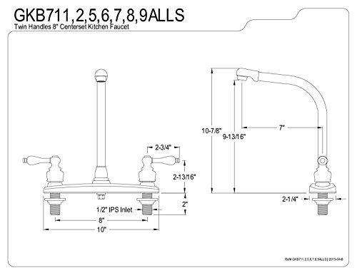 7 8 inch chrome washers - 8