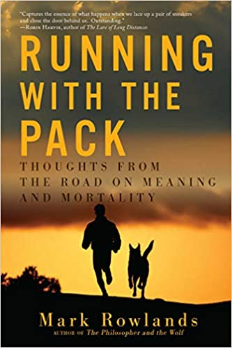 Running with the Pack: Thoughts from the Road on Meaning and Mortality: Amazon.es: Rowlands, Mark: Libros en idiomas extranjeros