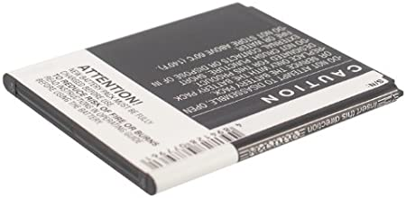 Battery Replacement for Samsung SM-G318H GT-S7262 B100AE Galaxy Ace 3 Galaxy Star Pro Galaxy Trend Lite Galaxy Ace 4 Neo Galaxy Ace 3 3G Galaxy Star Plus