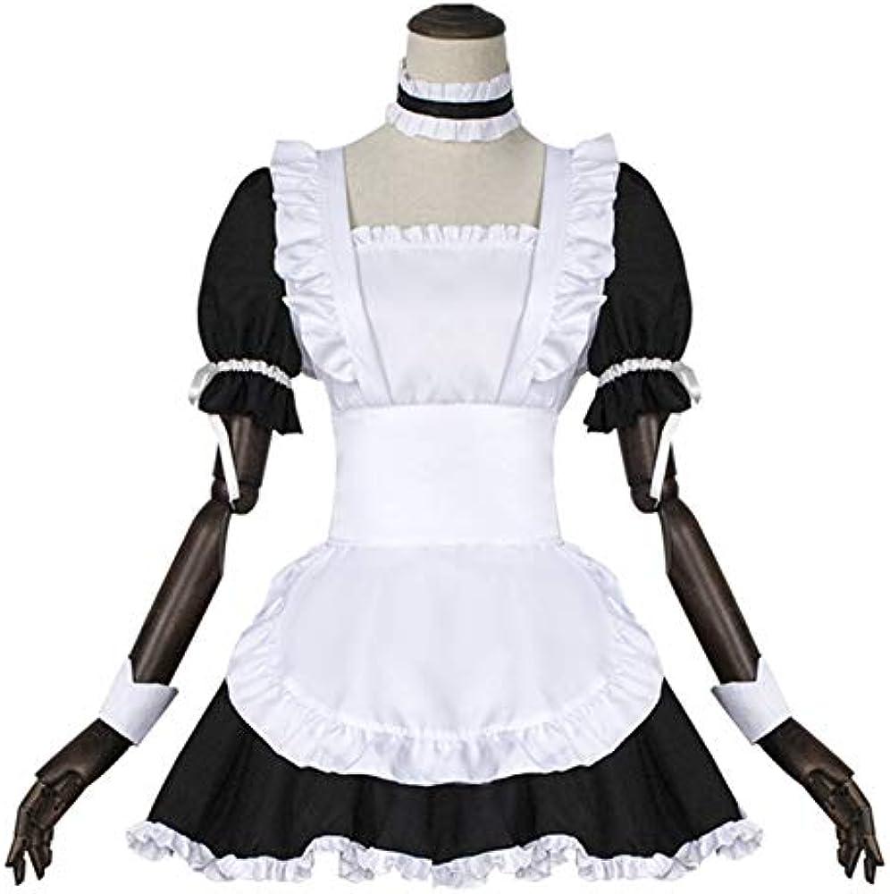 MNLXL Maid Disfraz De Cosplay Disfraz Disfraz De Disfraz De ...