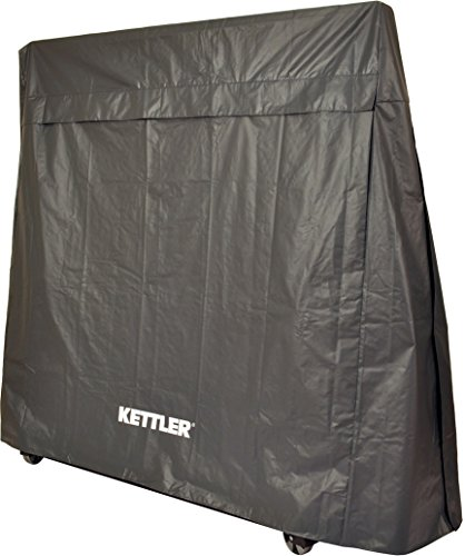 Kettler Heavy-Duty Weatherproof Indoor/Outdoor Table Tennis Table Cover