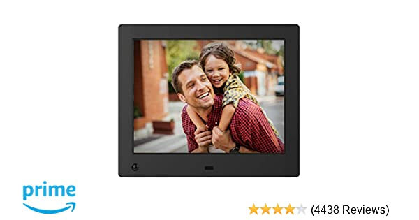 Amazoncom Nix Advance Digital Photo Frame 8 Inch X08e Electronic