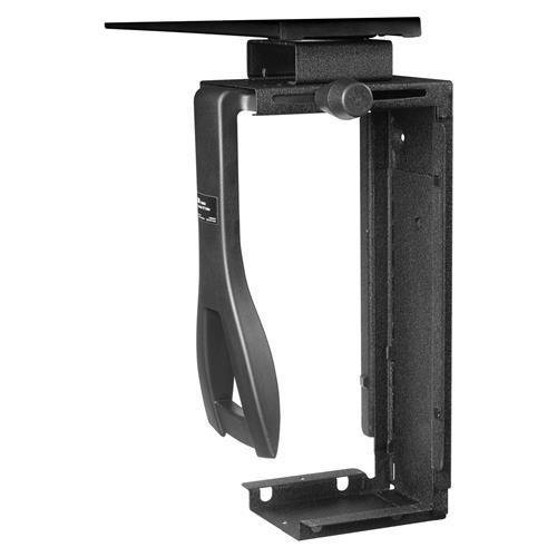 3M Under-Desk CPU Holder CS200MB - System under-desk mounting kit - black (CS200MB) * by 3M - Underdesk Cpu