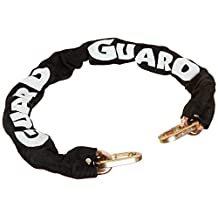 Guard Security 968 Heavy Duty Hardened Steel Square Link Bike Chain by Guard Security
