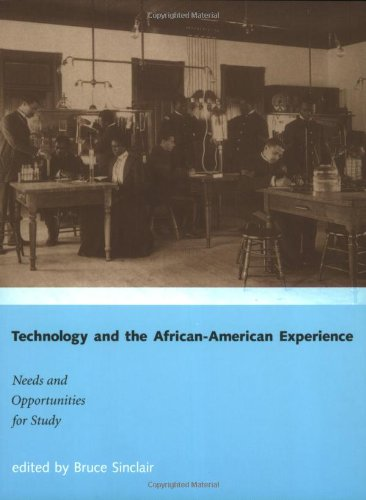 Search : Technology and the African-American Experience: Needs and Opportunities for Study (MIT Press)