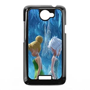 HTC One X Black phone case Tinker Bell and the Secret of the WingsDisney Fairies Phone case JGP5496299