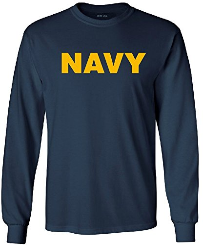 Joe's USA - Military T-Shirts - Navy Logo