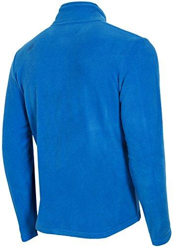 Fleece hombre de del el 4 sudadera levantamiento primavera la en oto blusa chaqueta para Plm001 temporada sudadera o azul f con cuello Sr capucha la 5xT7U4qT