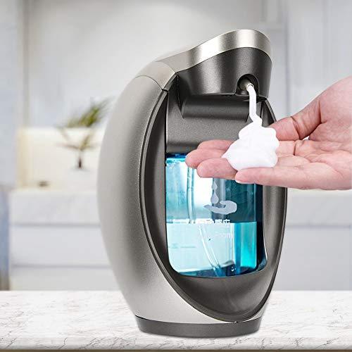 Q-HL Zeep Dispenser Touchless Automatische Sensor Schuim Zeep Lotion Dispenser Keuken Badkamer Muur Bureau – 480ml