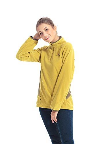 ERUITOR Uniforms Work Safety Full Zip Jacket Coat For Women Men Spring Jacket