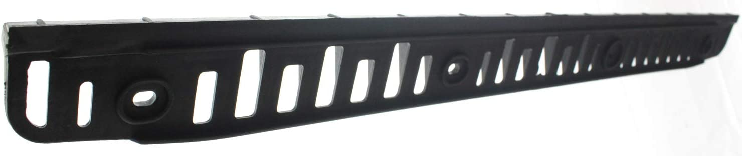 Rear Black Center Bumper Molding Bumper Guide Fits Jetta VW1157100
