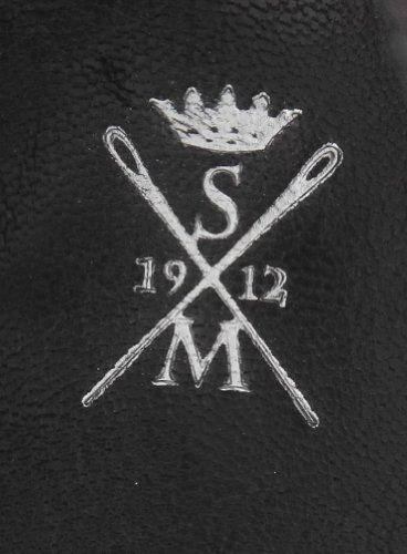 Ny Sutor Mantellassi Mörkbruna Läderskor 12/11